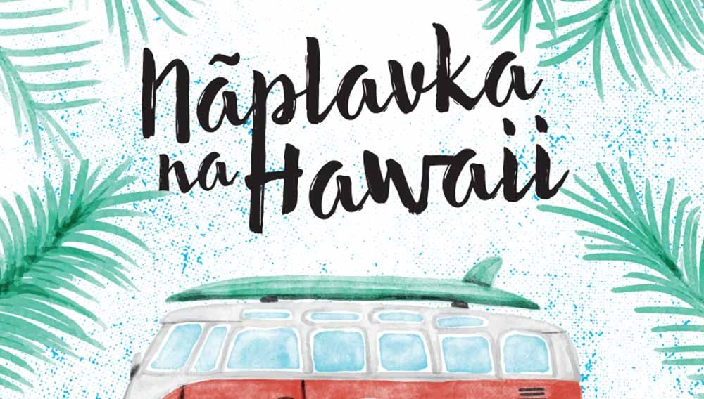 Náplavka na Hawaii | DJ Poeta | DJ Akvamen